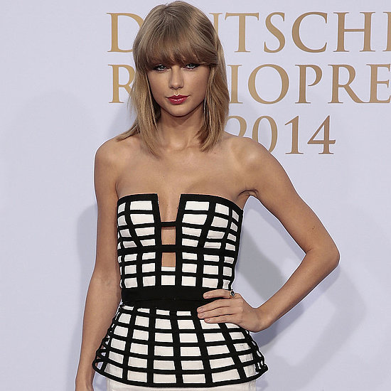 Taylor Swift Wearing Sass and Bide Dress in September 2014