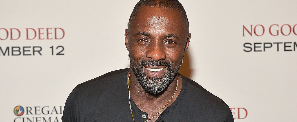 "Don't Expect Idris Elba to Stop Saying ""Crazy Sh*t"" on Twitter Anytime Soon"