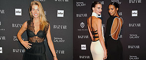 Jess Hart, Alexa Chung and More Supermodels in Stunning Dresses Party in New York