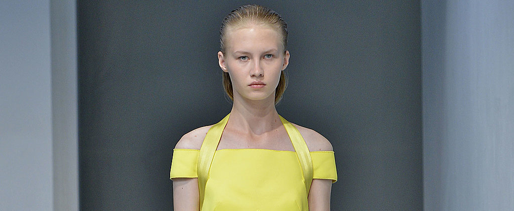 Dion Lee Debuts Hyper Colour and Cocktail Cut-Outs on the NYFW Runway