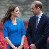 Prinz William und Kate Middleton erwarten ein zweites Baby