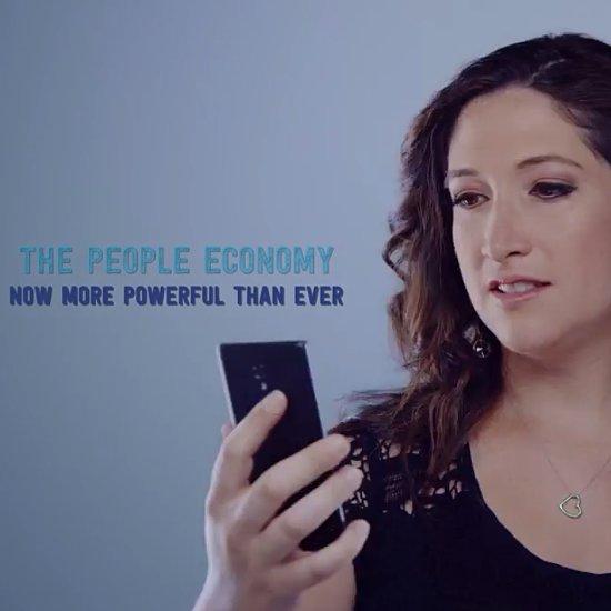 PayPal People Economy Ad