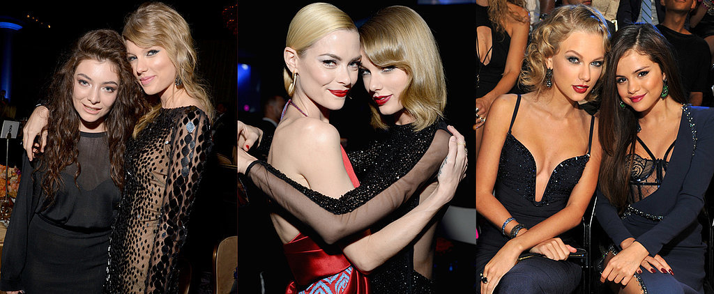 Is Taylor Swift the Queen Bee of Her Famous Girlfriends?