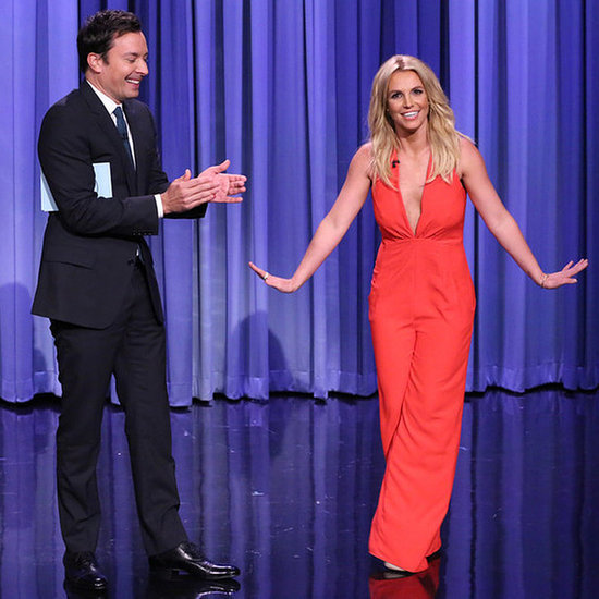 Dating Britney Spears On The Tonight Show With Jimmy Fallon