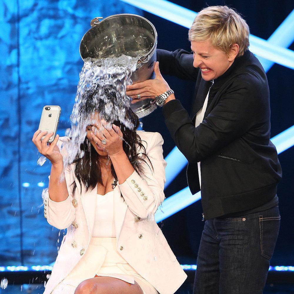 Kim Kardashians Full Ice Bucket Challenge Video