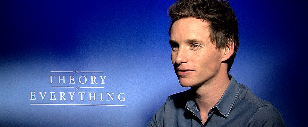 The Only One Doubting Eddie Redmayne's Oscar Odds Is Eddie Redmayne