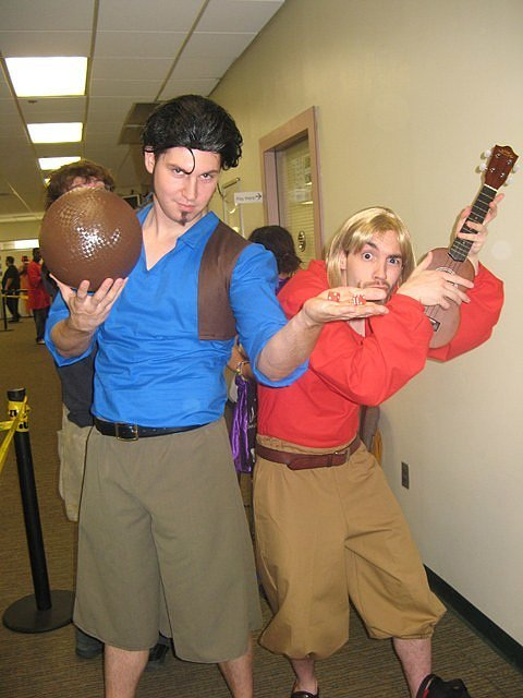 Tulio and Miguel From The Road to El Dorado