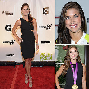 Alex Morgan Beauty Interview