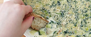 The Best Spinach-Artichoke Dip Recipe, Hands Down