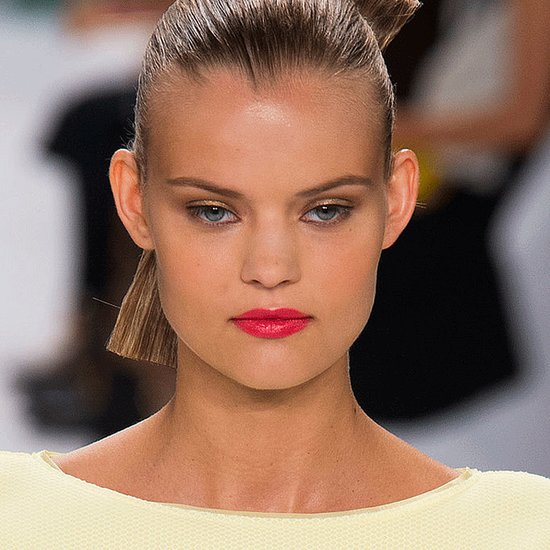 Spring 2015 New York Fashion Week Runway Beauty Trends