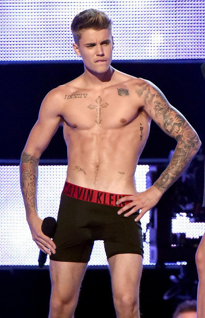 Celebrity Gossip & News | Justin Bieber zieht blank - und ...