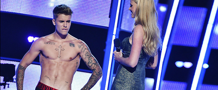 Justin Bieber's Getting a Calvin Klein Campaign — Whether They Like It or Not