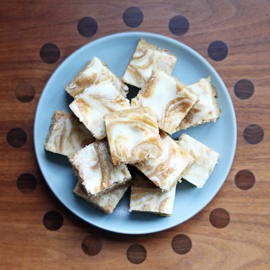 Pumpkin Cream Cheese Bar Cookies