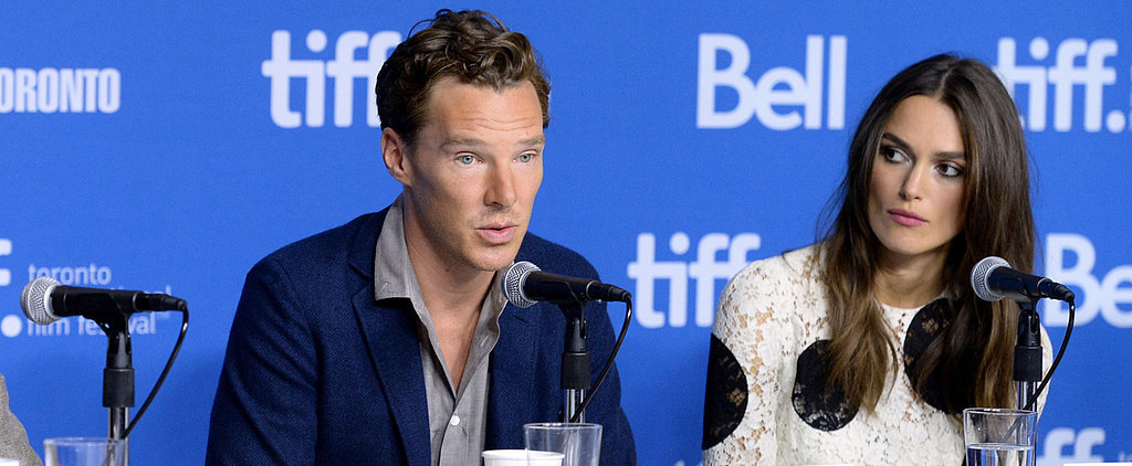 This Woman's Question For Benedict Cumberbatch Will Make You Cringe With Horror