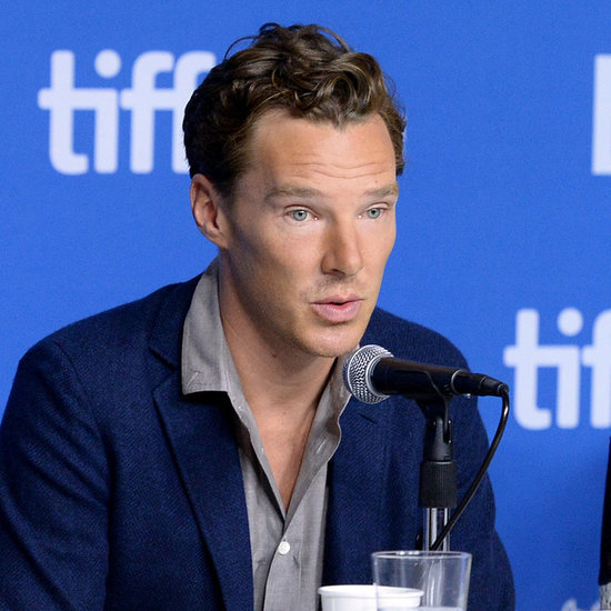 Benedict Cumberbatch Q&A at TIFF 2014   Video