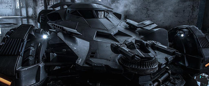 All the Pictures From Batman v Superman So Far