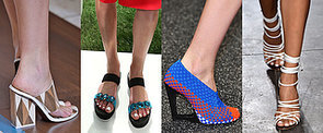 The Top 8 Shoe Trends For Spring 2015