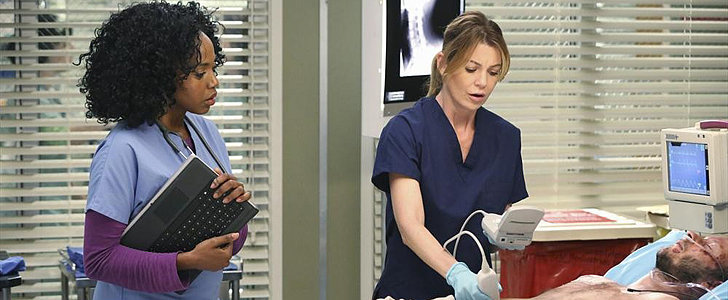 The Grey's Anatomy Season Premiere Pictures Are Intense, as Usual