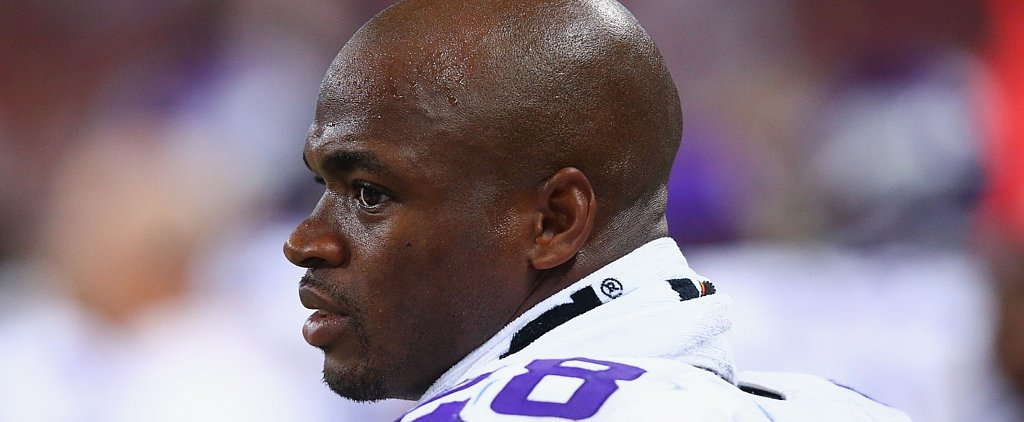 Discipline or Child Abuse? NFL Star Adrian Peterson Says Hitting His Son With a Switch Was Discipline