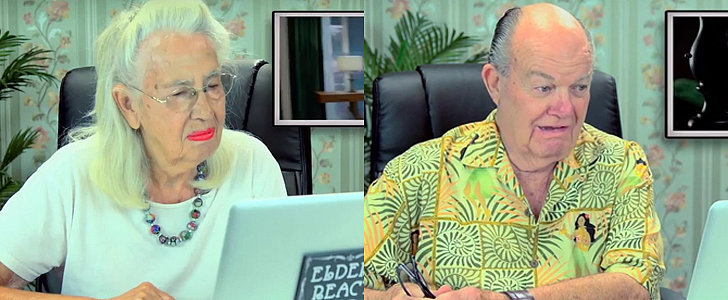 Elders' Reactions to the Fifty Shades Trailer Are as Priceless as You'd Expect