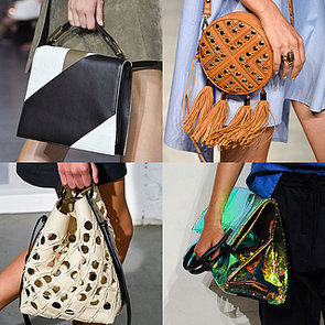 Spring 2015 New York Fashion Week Bag Trends On The Runway