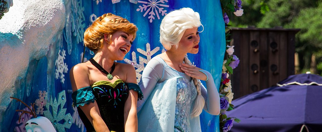 Disney's New Frozen Attraction Will Be Everything Fans Want