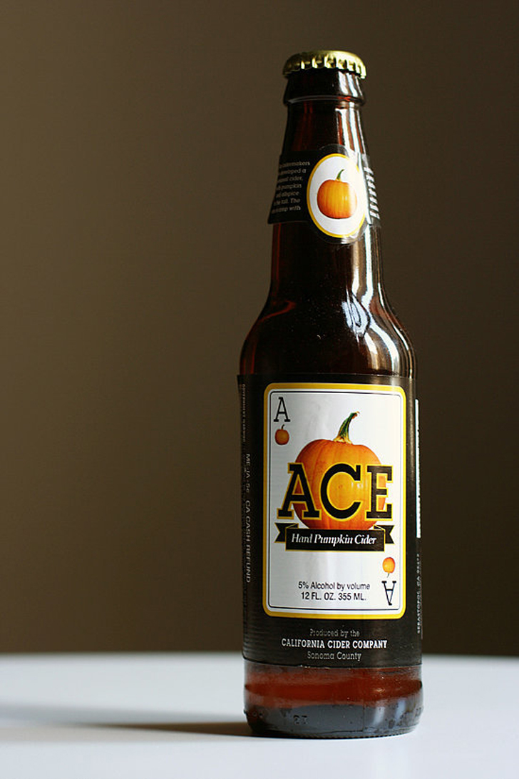 Ace Hard Pumpkin Cider   124 Pumpkin Spice Offerings ...