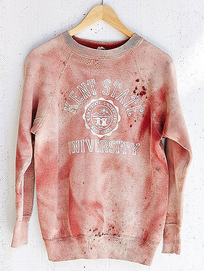 Urban Outfitters Causes Furor with 'Blood-Splattered' Faux-Vintage Kent State T-Shirt