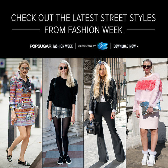 Street Style at Fashion Week