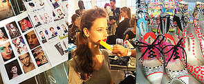 This Is Your Backstage Pass to London Fashion Week