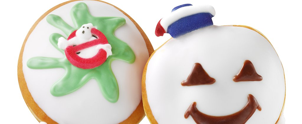 Ghostbusters Donuts Are the Only Breakfast Food That Matters