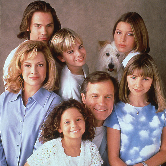 7th Heaven Cast Reunion Picture 2014