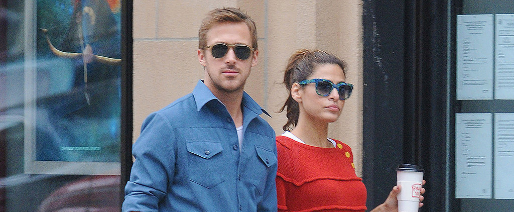 Find Out What Ryan Gosling and Eva Mendes Named Their Baby Girl