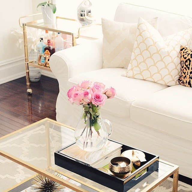 Coffee Table Tray Home Goods