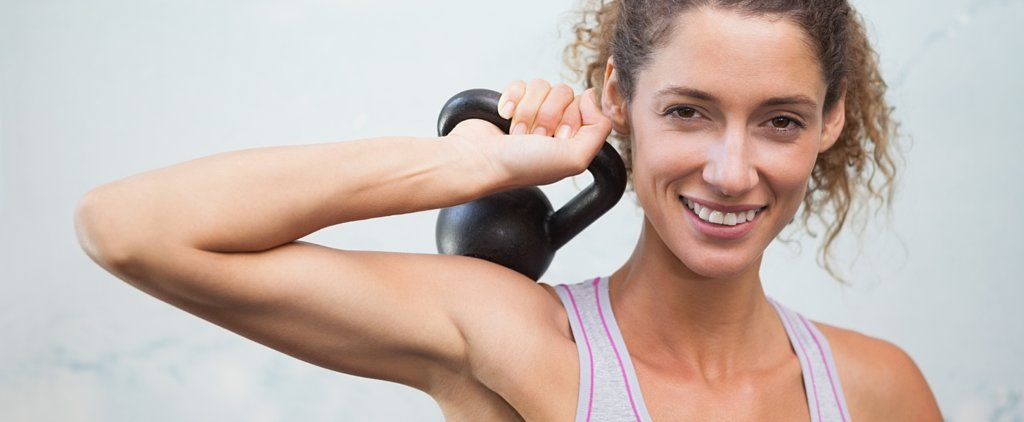 Want to Burn More Calories? Try This Kettlebell Workout
