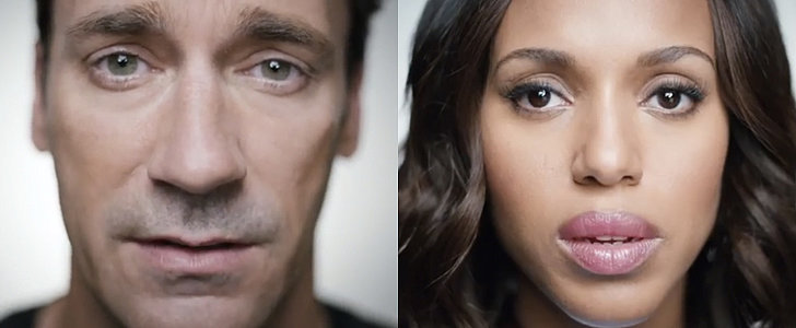 Jon Hamm, Kerry Washington and More Stars Speak Out Against Sexual Assault