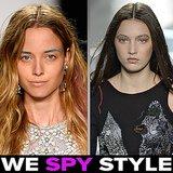 Fashion Week Crazy Eyebrow Trends | Video