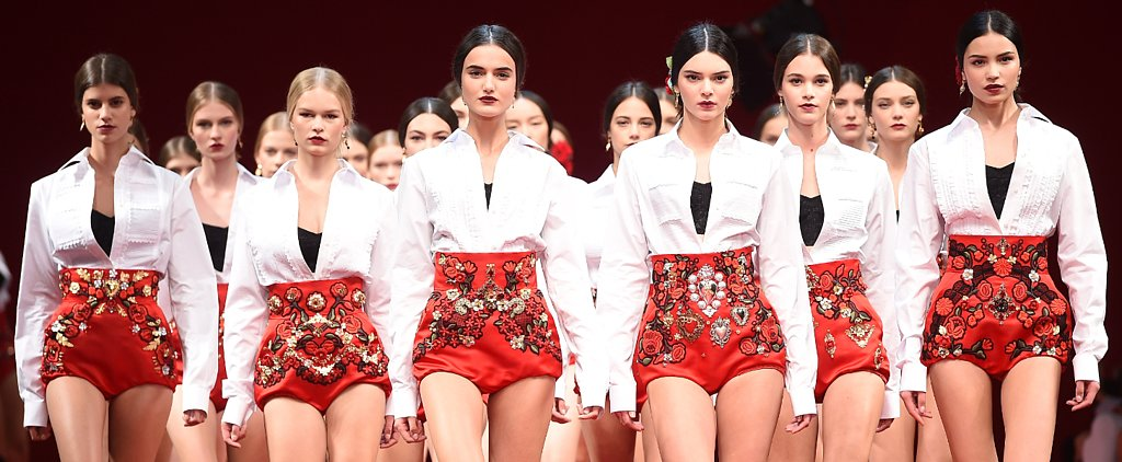 Dolce & Gabbana Want You to Dance Flamenco in a Bullring