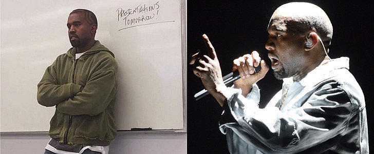 11 Other College Classes We'd Like Kanye to Teach