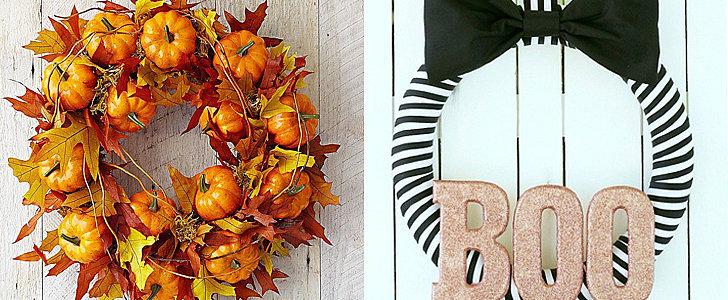 14 Halloween Wreaths to DIY