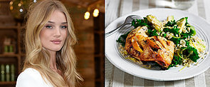 Rosie Huntington-Whiteley's Lemon Roasted Chicken