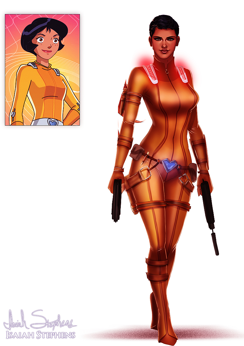 Totally Spies Sex Movie 24