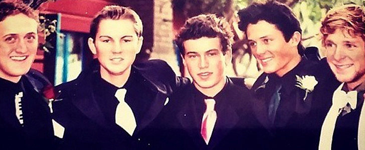 The Original Laguna Beach Guys Perfectly Re-Created Their Prom Picture