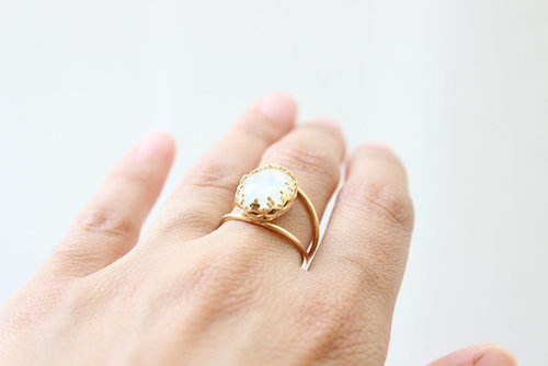Rose Gold Rings Rose Gold Rings Under $100