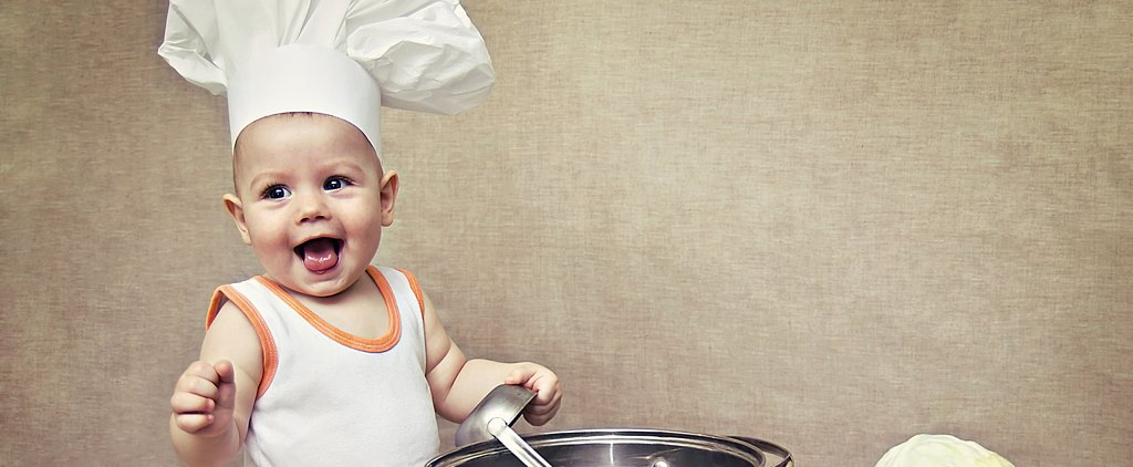 An Acquired Taste: 44 Baby Name Ideas For Foodies