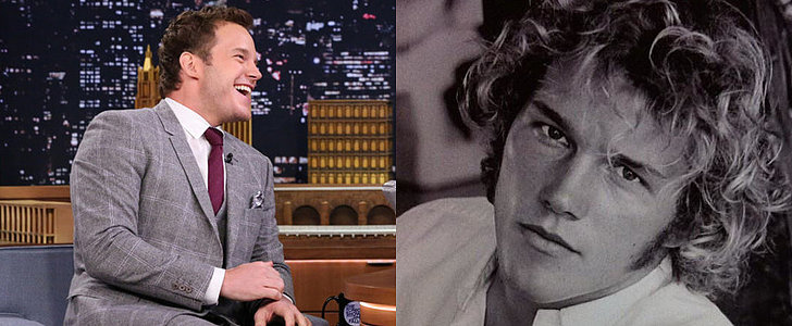 Chris Pratt Shares the Story Behind His Cheesy, Dreamy Headshot Picture