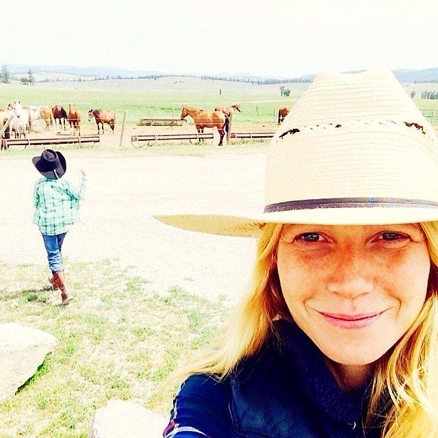 The Ranch Selfie