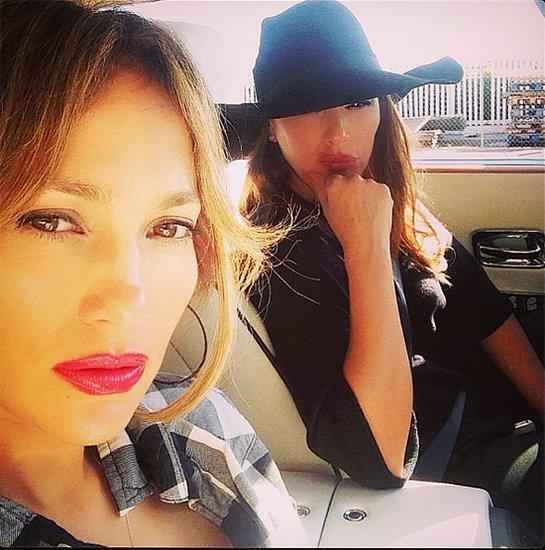 Jennifer Lopez and Leah Remini's Drunk Driver Car Accident