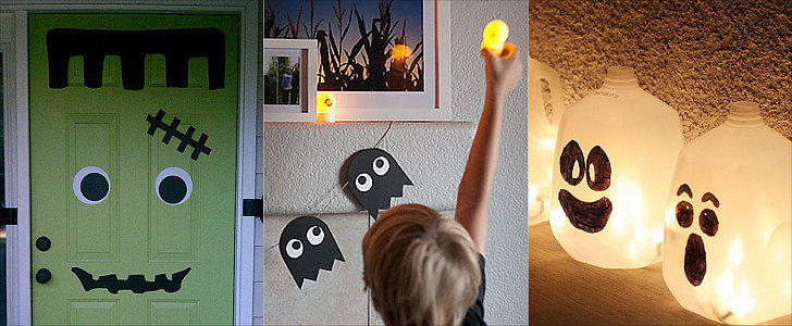 Get Spooky: 16 DIY Decor Ideas For Halloween