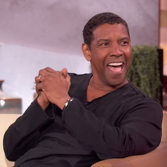 Denzel Washington's Jay Z Impression Is Just Too Good